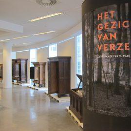 Het gezicht van verzet, Centrale Bibliotheek Den Haag, 2018